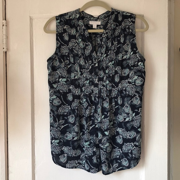 Charter Club Tops - Paisley Blouse